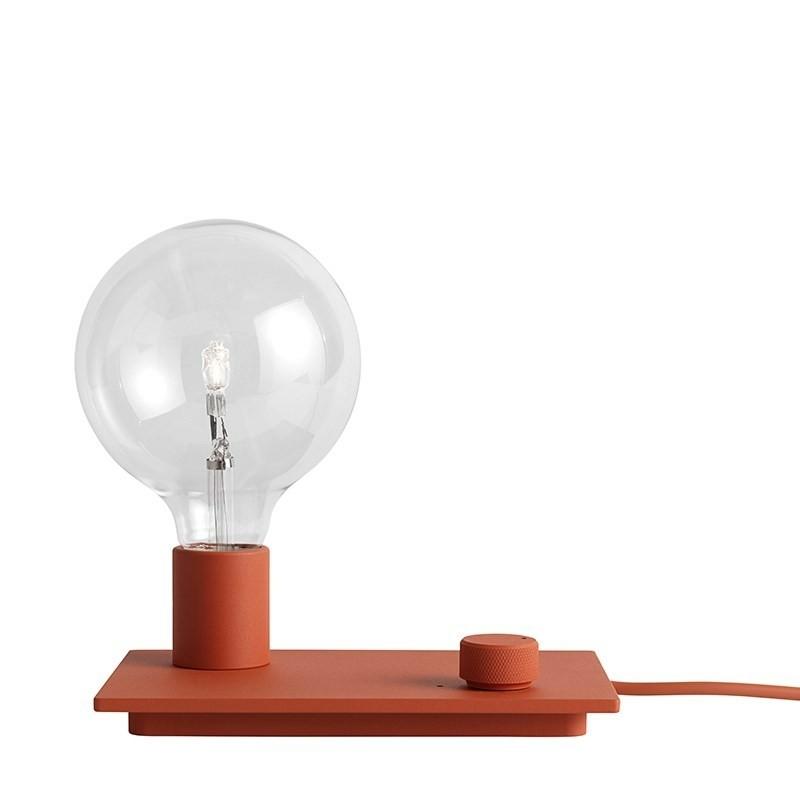 MUUTO Control Lamp Rød-31