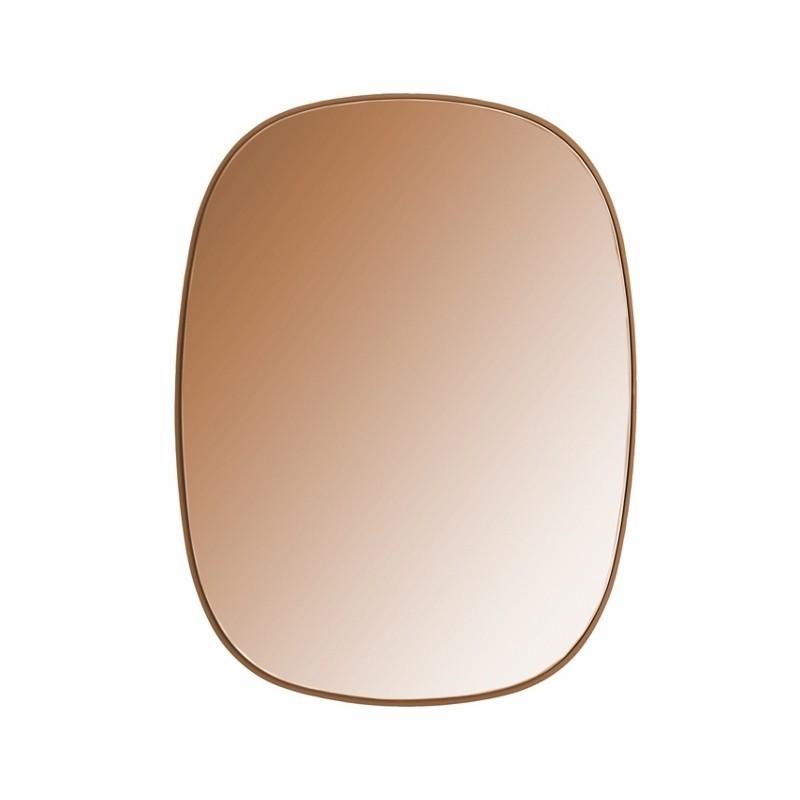 Muuto Spejl Framed Mirror Small Rose/ Rose-31