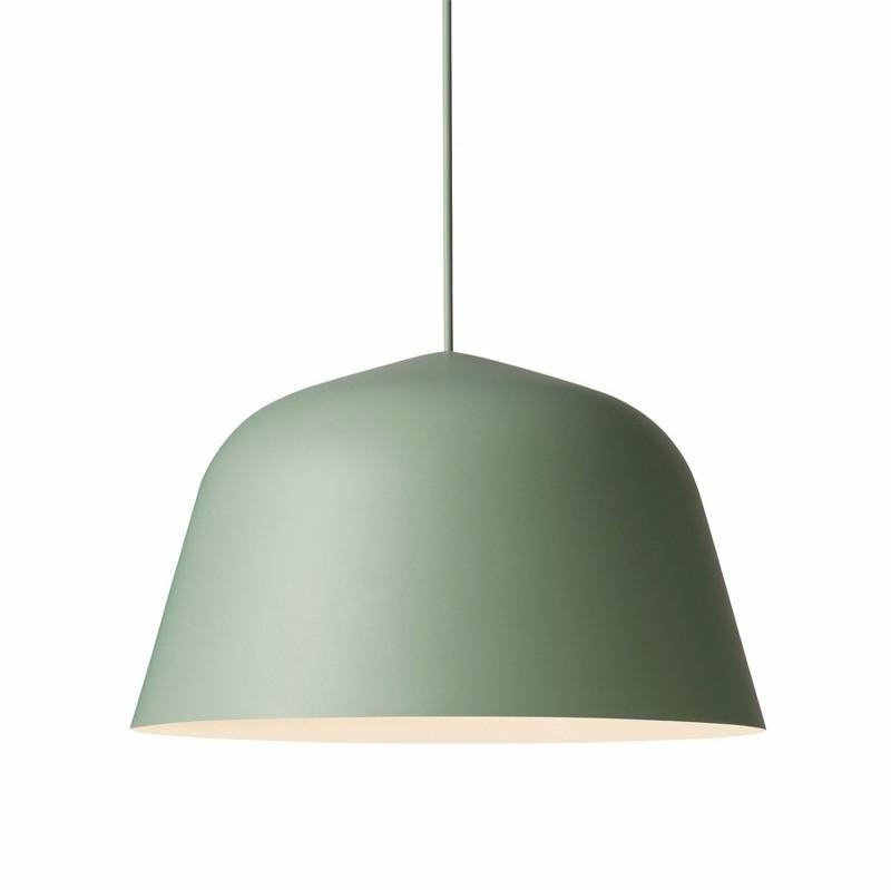 MUUTO Ambit Lampe Small Dusty Green-31