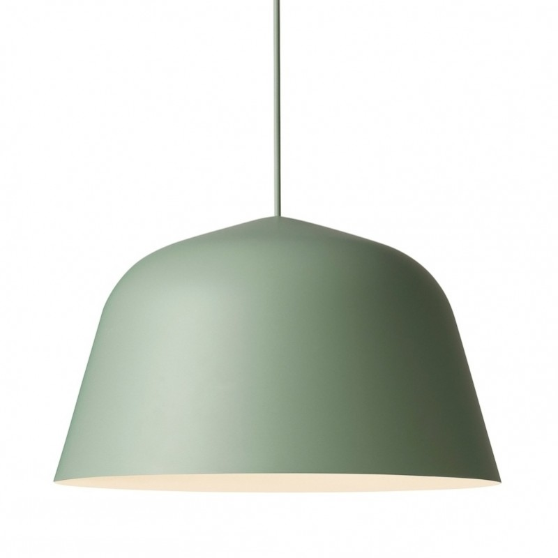 MUUTO Ambit Lampe Large Dusty Green-31