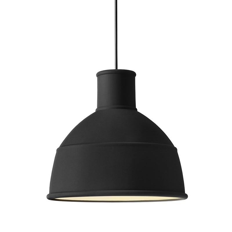 Muuto lampe Unfold Pendel Sort-31