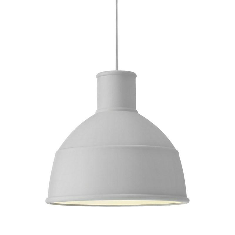 Muuto lampe Unfold Pendel Lysegrå-31