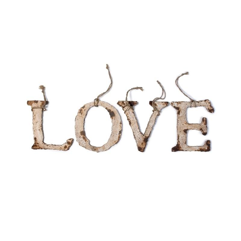 Nordal Rustuiqque Letters LOVE-31