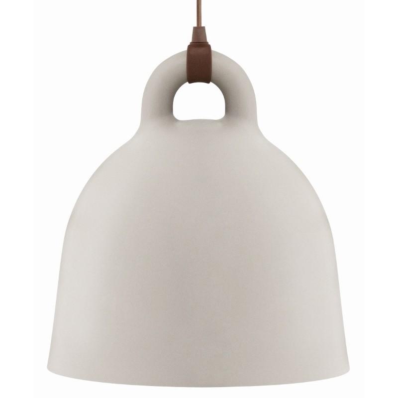 Normann Copenhagen Bell Lampe Large Sand-31