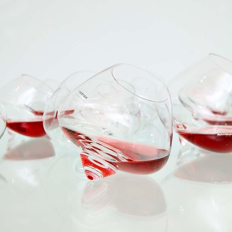 Normann Copenhagen Cognac Glas 2 stk-31