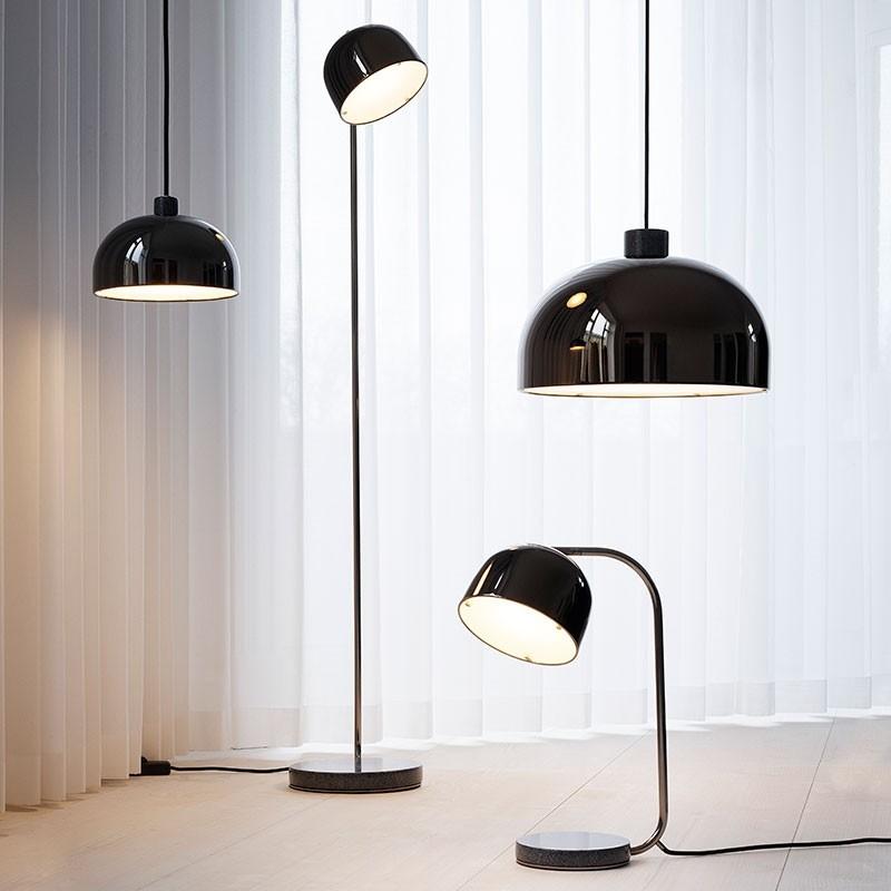 Normann Copenhagen Grant Bordlampe Sort-31
