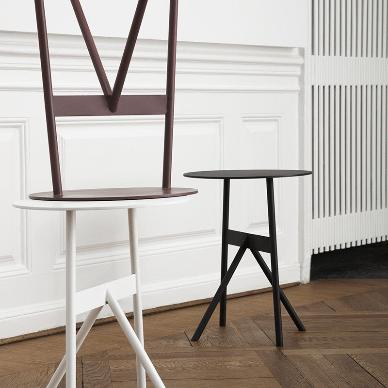Normann Copenhagen Stock Sidebord Sort-31