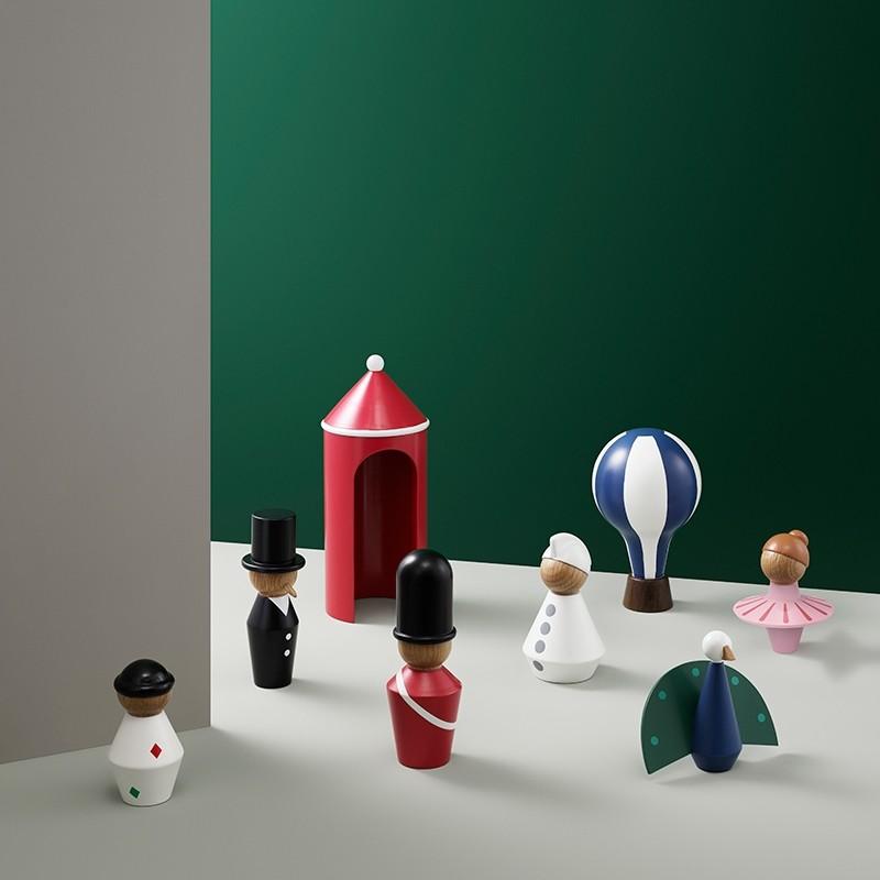 Normann Copenhagen Tivoli Tale Figurines Luftballon Small-31