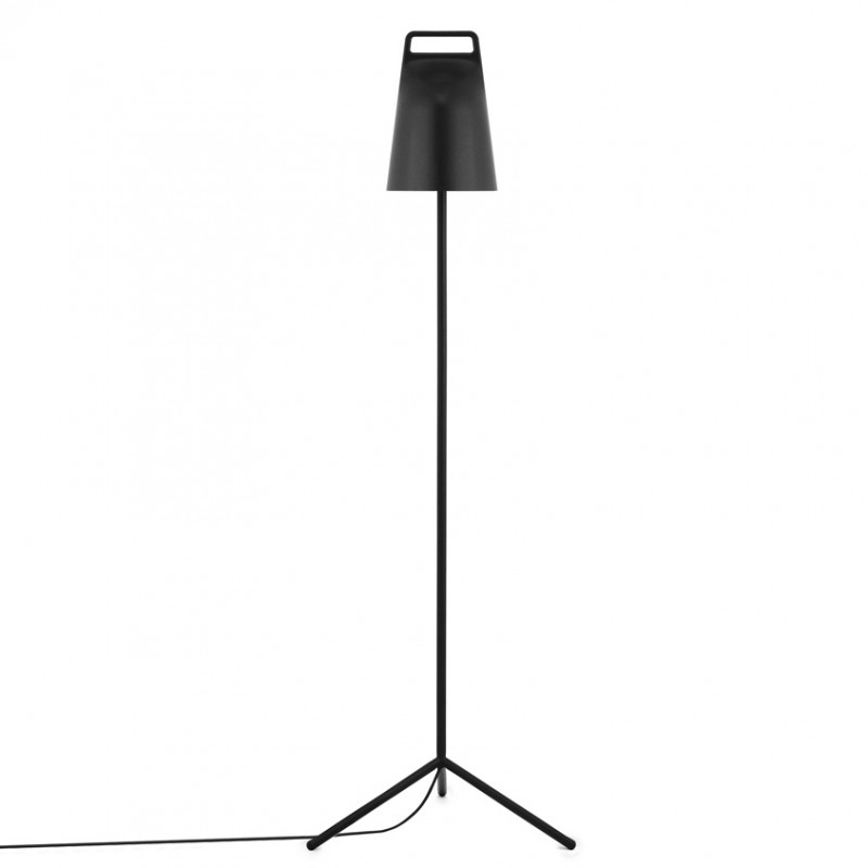 Normann Copenhagen Stage Gulvlampe Sort-31