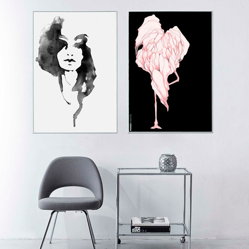 ParadiscoProductionsDiscoFlamingo50x70cm-31