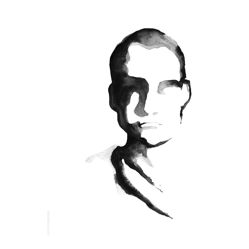 Paradisco Productions Man Supreme 50x70 cm-31