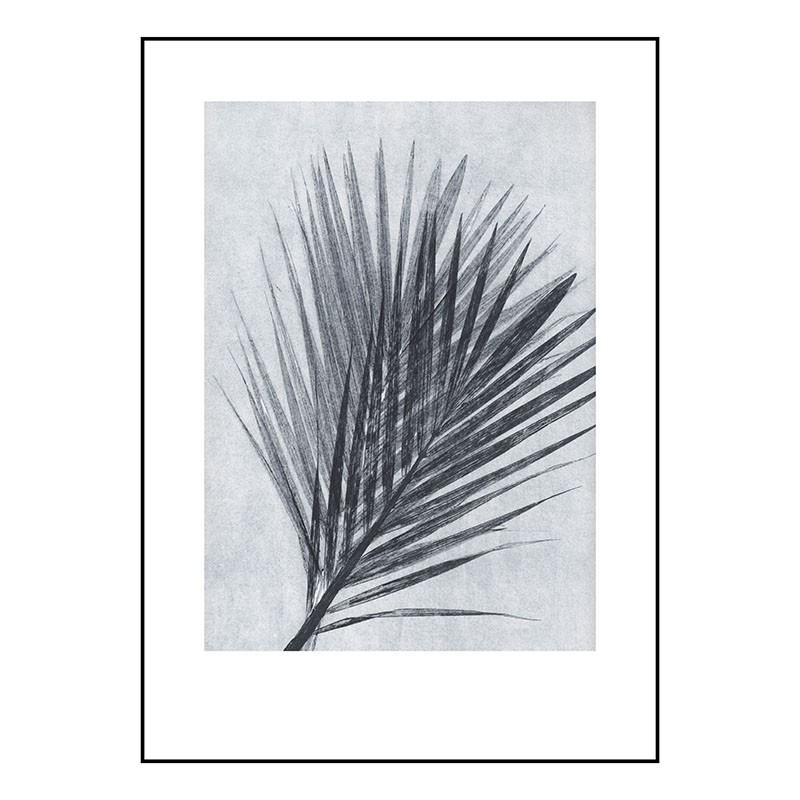 Pernille Folcarelli Palm Light Grey 50x70 cm-31