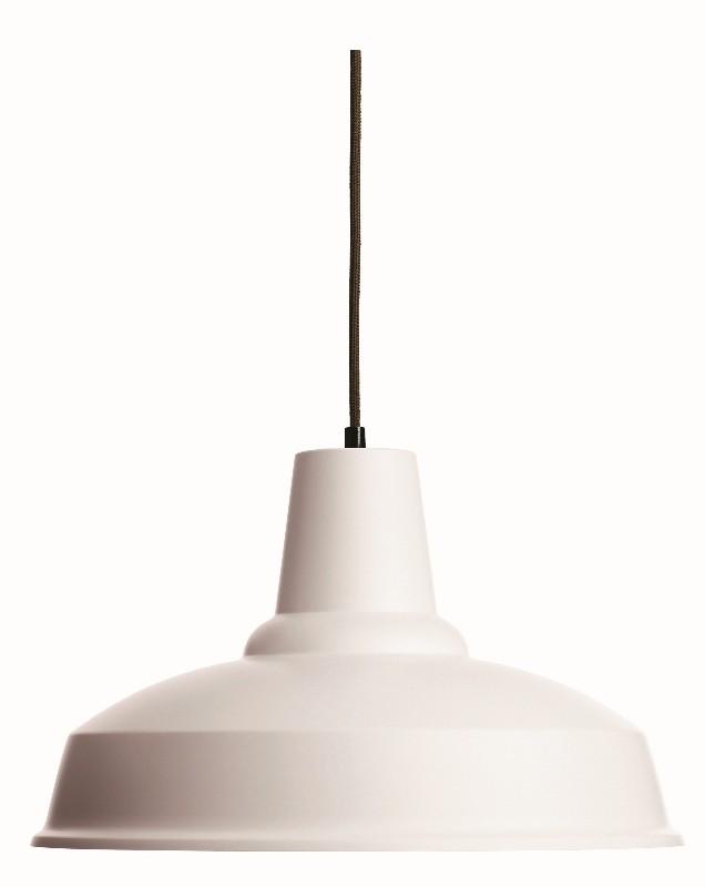Eleanor Home Piccolo Lampe Hvid. m brun-31