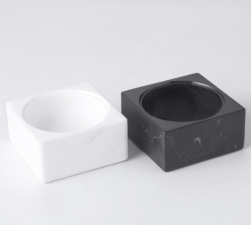 Architectmade Marmorskålene PK-Mini Black-31