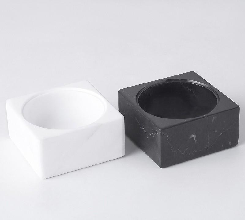 Architectmade Marmorskål PK-Mini Hvid-31