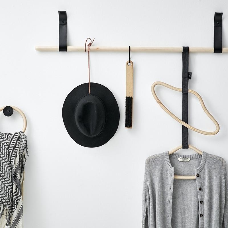 Pytt Living Tekstilbånd til træringe og bøjler Hangers String-31