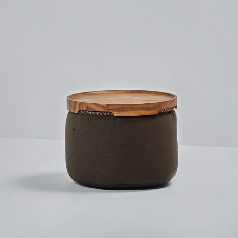 SACKit RETROit Medley Puf Drum Coffee-31