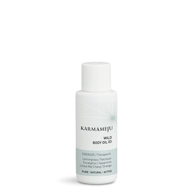 Karmameju BODY OIL WILD 03 Rejsestørrelse-33
