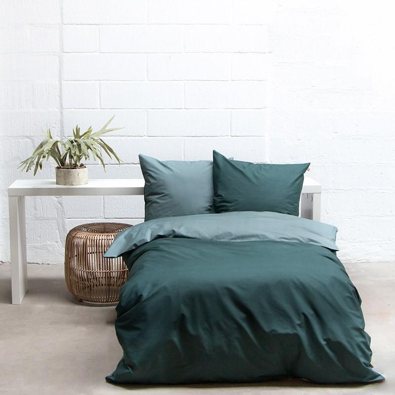 Topnotch Flot Grønt Shades Sengetøj fra Mette Ditmer - Købes hos DesignMe VP51