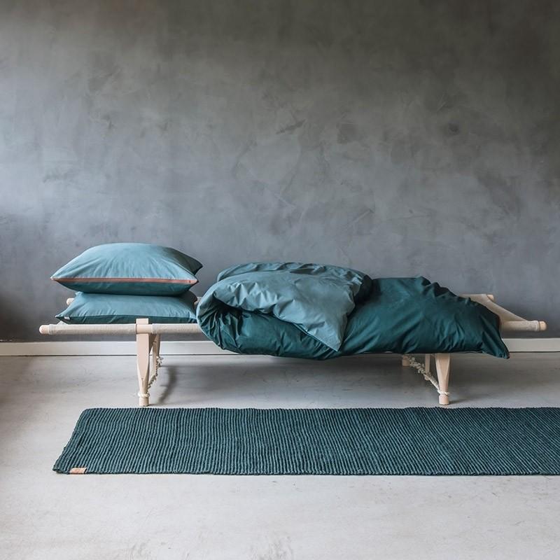 Mette Ditmer Sengetøj Shades Pine Green 140x200 cm-31