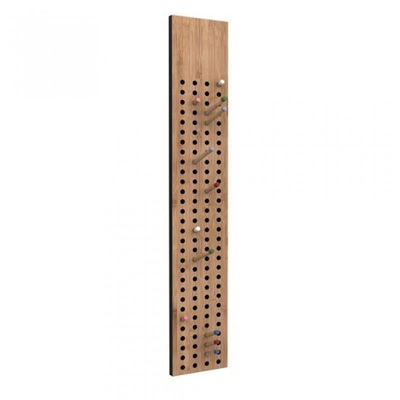 We Do Wood Knagerække Large Scoreboard Vertical Natur-31