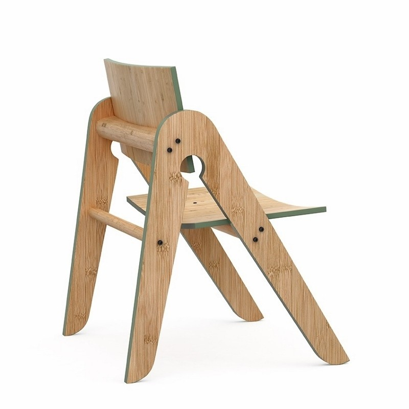 We Do Wood Stol Lillys Chair Grøn-31