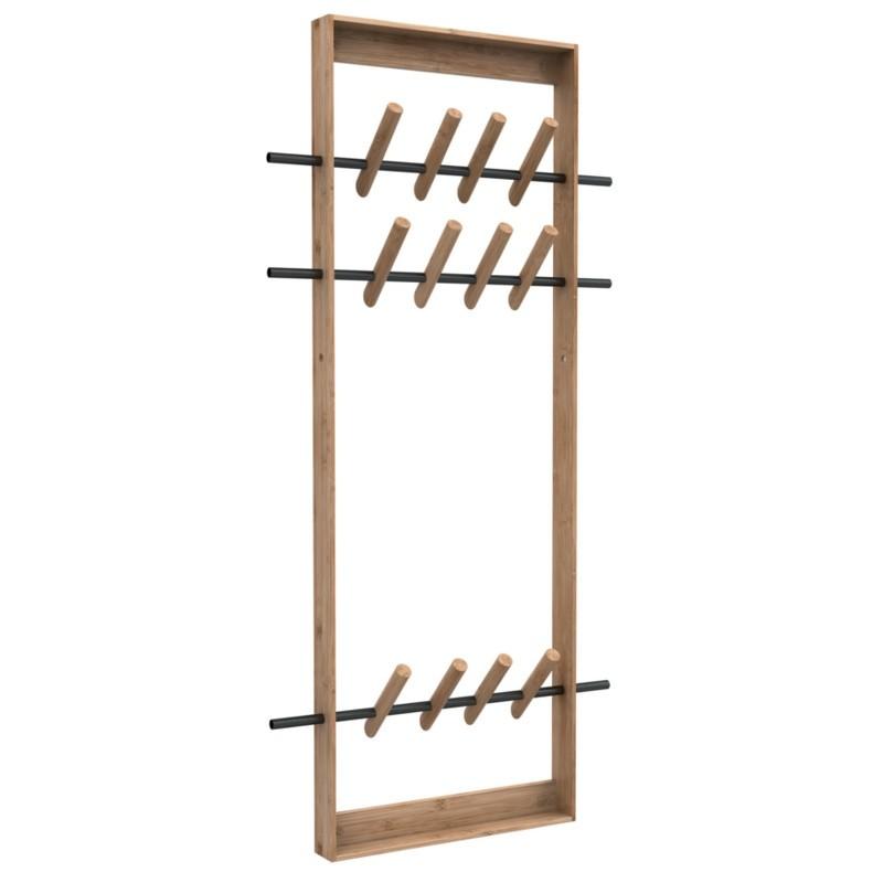 We Do Wood Coat Frame Knagerække Bambus Natur-31