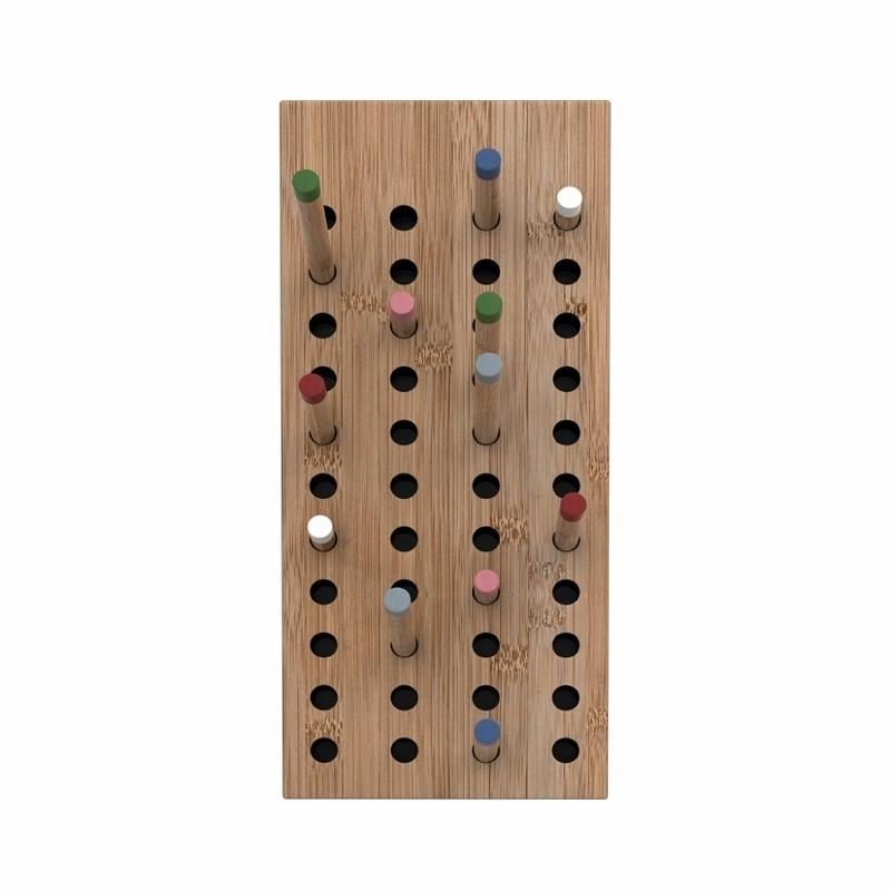 We Do Wood Knagerække Scoreboard Small Natur-31