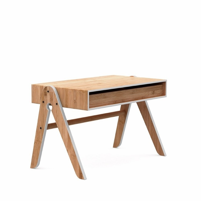 We Do Wood Bord Geos Table Lysegrå-31