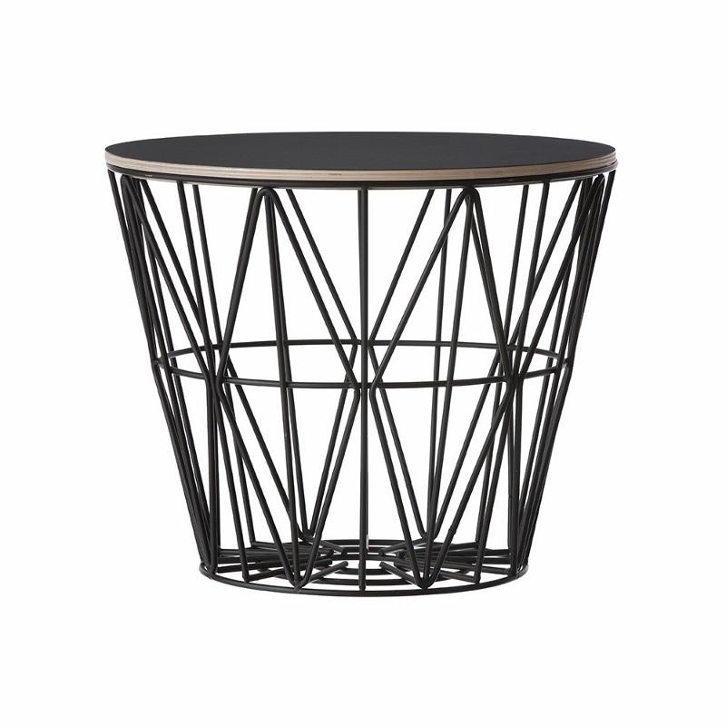 Ferm Living Wire Basket Large Sort-31