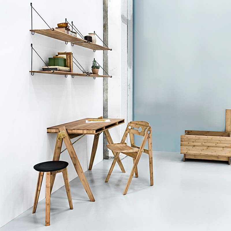 k b we do wood field desk det perfekte skrivebord i. Black Bedroom Furniture Sets. Home Design Ideas