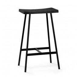 Andersen Furniture Barstol HC2 Eg m Stål H65-20