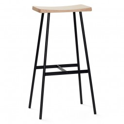 Andersen Furniture Barstol HC2 H79 Eg m Stål-20