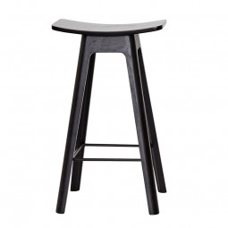 Andersen Furniture Barstol HC1 Eg m Finersæde H67-20