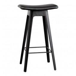 Andersen Furniture Barstol HC1 Eg m Lædersæde H67-20