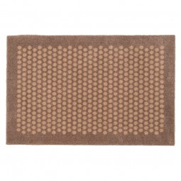 Tica Cph. Smudsmåtte m. Dot Sand/Beige 60 x 90 cm.-20