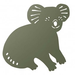 Ferm Living Børne Lampe Koala Dark Olive-20