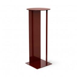 Ferm Living Place Piedestal Glossy Rød Brun-20