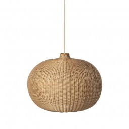 Ferm Living Braided Lampe Belly-20