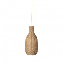 Ferm Living Braided Lampe Bottle-20