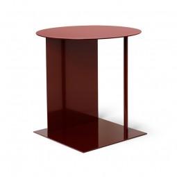 Ferm Living Place Sidebord Glossy Rød Brun-20