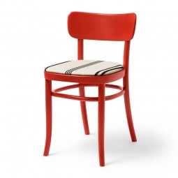 Mazo MZO Stol Rød/Dedar Linear 001-20