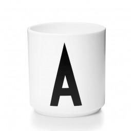 Design Letters Porcelæn Kop Hvid-20