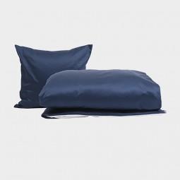 Pytt Living Sengetøj Basic Blå 140x200 cm-20