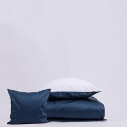 Pytt Living Sengetøj Basic Blå Dobbelt 200x200 cm-20