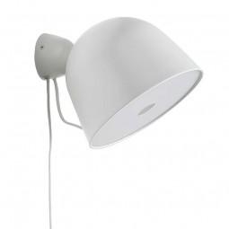 Woud Kuppi Lampe Hvid-20