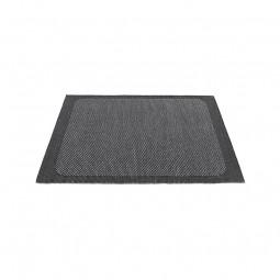 MUUTO Pebble Tæppe 170x240 cm Dark Grey-20