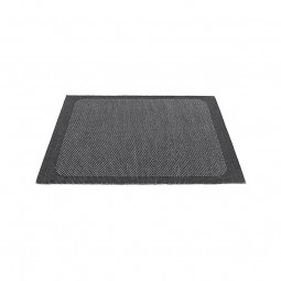 MUUTO Pebble Tæppe str. 170X240 cm. Dark Grey-20