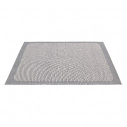 MUUTO Pebble Tæppe str. 200X300 cm. Light Grey-20