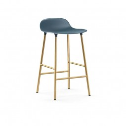 Normann Copenhagen Form Barstol 65 cm Messing-20